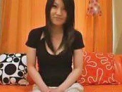 Kumiko Narioka Japanese Teen First Time Sex On Cam
