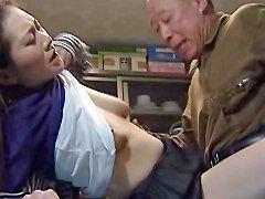 Japanese Milf Enjoys Hot Sex Part6