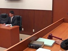 Asian Lawyer Having To To Fuck In The Court 02 Porn 66