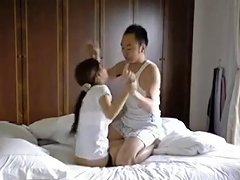 Asian Guy Tease And Fucks His Sexy Asian