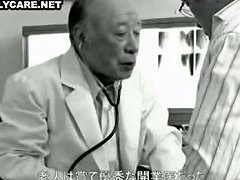 Old Fart Fucks A Young Asian